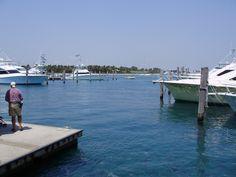 Sailfish Marina in Palm Beach Shores, Florida, where I spent many of my childhood days!
