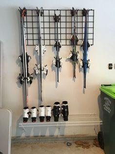 Decor, Furniture, Hanging Racks, Wall, Garage Walls, Hanging, Wine Rack, Storage, Rack