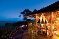 Kenya Safari in Kichwa Tembo Luxury Tented Camp in Masai Mara National Park