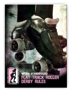 WFTDA rules book... We will get there!