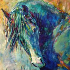 """""""Unspoken Understanding"""". Shannon Ford original paintings proudly represented by The Lloyd Gallery, Penticton BC"""