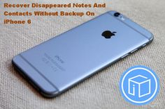 recover-disappeared-contacts-without-backup-on-iphone-6