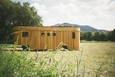 These 269-square-foot rolling homes have retro style and sustainable features, and can go off-grid at the drop of a hat.