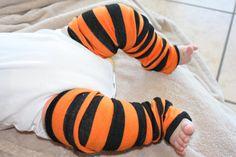 Halloween Baby Legs