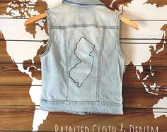 Browse unique items from PaintedClothAndDenim on Etsy, a global marketplace of handmade, vintage and creative goods.