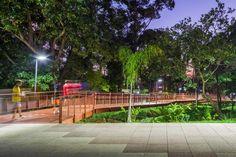 Parques de SABESP,Reservatório-Parque Mooca. Image © Ana Mello