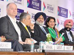 Progressive Punjab Summit 2015: Sukhbir Singh Badal announces startup fund of Rs 100 crore - The Economic Times