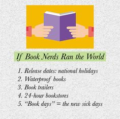 Come on, Book Nerds...