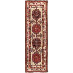Antique Persian Serab Runner, circa 1890  DIMENSIONS 3 ft. 4 in.Wx10 ft. 4 in.L 102 cmWx315 cmL