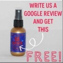 Salon K write us a review and get a free Bb. Shine Spray!