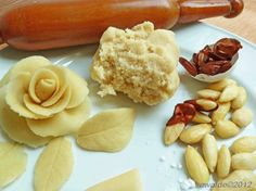 Almond Paste. Photo by awalde