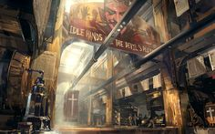 The Beautiful Concept Art Of BioShock Infinite