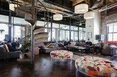 WeWork New York, San Francisco, Los Angeles #Coworking