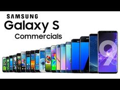 The Samsung Galaxy S series is Samsung's flagship series. This video is a compilation of every Samsung Galaxy S commercial that aired on TV. Samsung recently. Samsung Galaxy S Series, Galaxy S2, Buisness, Science And Technology, Commercial, Youtube, Youtube Movies