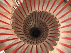 Ljubljana castle stairway
