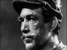 Anthony Quinn in Zorba le Grec directed by Michael Cacoyannis, 1964 Hollywood Icons, Hollywood Actor, Classic Hollywood, Health Ledger, Zorba The Greek, Lawrence Of Arabia, Anthony Quinn, Best Supporting Actor, Portraits