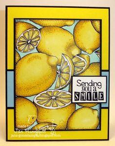 Mmmm Lemons...  http://jans-gonestampin.blogspot.com/2012/03/peddlers-pack-lemons-background.html