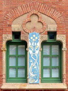 Arnim Schulz Barcelona - St. Antoni Maria Claret 167 045 Hospital de la Santa Creu i Sant Pau 1915 - 1924 Architect: Lluís Domènech i Montaner