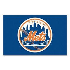 New York Mets 5' X 8' Ulti-Mat Area Rug Floor Mat