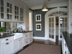 Before & After: Shades of Grey - S. B. Long Interiors