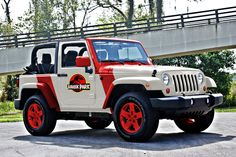jurassic park jeep rubicon - Google Search