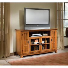 Home Styles Arts & Crafts TV Credenza
