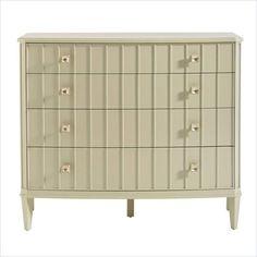 Crestaire-Monterey Single Dresser in Capiz - 436-23-04