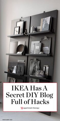 Feb 29, 2020 - The people over at IKEA are all over the clever DIY projects shoppers have been crafting with its basics. In fact, the Swedish brand has a not-so-secret website that's a library chock-full of IKEA hacks that will turn your world upside down—or, at least, your house.If you've yet to be acquainted with Livet Hemma (which…