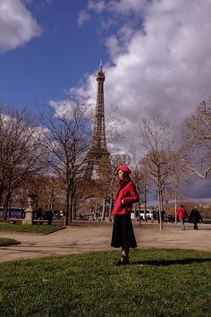 Gillian Uang -  - Eiffel Tower, Pairs
