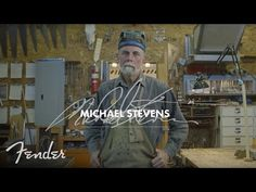 Watch as Fender Custom Shop Founding Master Builder Michael Stevens breaks down his Founders Design Esquire® built in honor of the Custom Shop 30th Anniversary. Drawing inspiration from the very first Custom Shop creation, this Founders Design Esquire® features a number of unique features that result in a truly elevated playing experience.