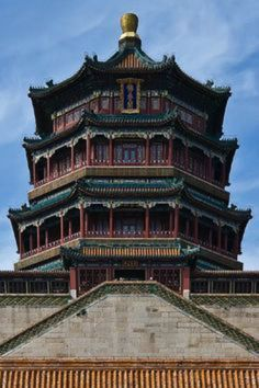 Summer Palace(頤和園),Beijing,China * Arielle Gabriel writes of her financial disaster and prayers as a Buddhist in The Goddess of Mercy & The Dept of Miracles, a book of disasters and miracles, as a mystic in a world of moneyminded Hong Kong ex-pats * Asian Architecture, Ancient Architecture, Architecture Office, Futuristic Architecture, Laos, Places Around The World, Around The Worlds, Summer Palace Beijing, Temples