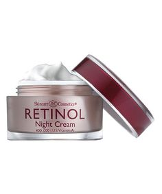 Love this Retinol Night Cream - Women by Retinol on #zulily! #zulilyfinds