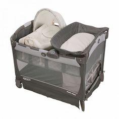 Comprá tu Graco Practicuna Cuddle cove 2 en 1 - cuna + napper desmontable en cuotas sin interés en todo el país en Children's