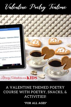 Does the idea of Poetry Teatime seem overwhelming? If you answered YES, this course is for YOU! Poetry Teatime ~ Valentine Edition makes it easy to teach poetry to your kids and inspire them to write… More