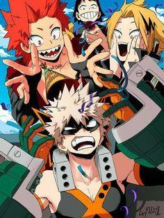 Boku No Hero Academia Funny, My Hero Academia Shouto, My Hero Academia Episodes, Hero Academia Characters, Anime Characters, Bakugou Manga, Days Manga, Human Pikachu, Hero Wallpaper