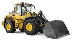 The L110H, which replaces the 110G, meets Tier 4 Final regulations as well as improves performance over the predecessor model