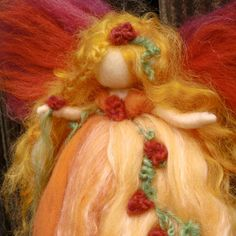 muñecas waldorf lana - Buscar con Google