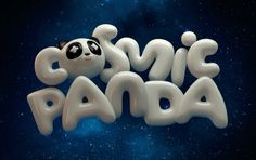 Cosmic Panda on Behance
