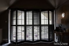 The best thing about Shutters is that they're making some amazing light'n shadow game in room.