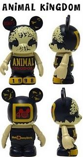 Disney Vinylmation Celebrating 40 Years Of Magic Animal Kingdom $29.99