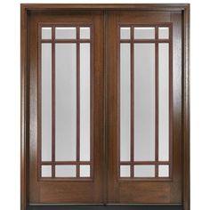 47 ideas double door design modern interior for 2019 Wooden Double Doors, Wooden French Doors, Double Door Design, Pooja Room Door Design, Door Design Modern, House Window Design, Double Doors Exterior, Door Glass Design, Window Design