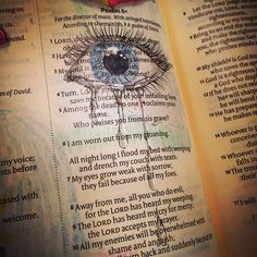 Psalm 6:6
