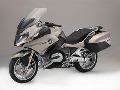 BMW R 1200 RT, Platin bronze metallic
