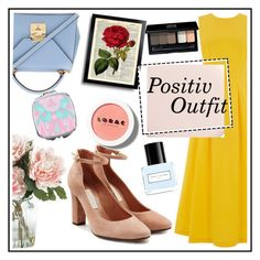 """❤Positiv Outfit❤"" by puddingis ❤ liked on Polyvore featuring interior, interiors, interior design, home, home decor, interior decorating, Warehouse, L'Autre Chose, Mark Cross and Home Decorators Collection"