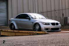 #BMW_E93 #Slammed #Bagged #AirLift #Stance #Modified #WideBody
