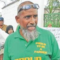Outspoken and proud Shiraz Khan, President, Trinidad & Tobago Goat & Sheep Society