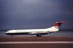 British Airways VC-10, Auckland International Airport, 1 MAR 1975, image via flickr