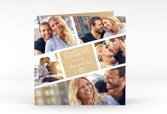 """Hochzeitseinladung """"Rise"""" - Für alle die sich nicht für nur ein Foto entscheiden wollen."""