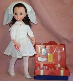 I would luv to have this for my nurse collection