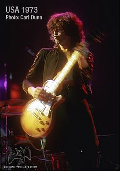 jimmy page 1973